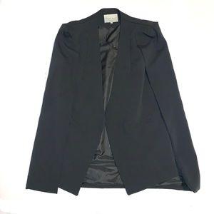 LAVISH ALICE Cape Coat Poncho Jacket